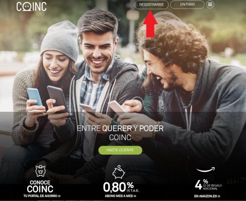 Coinc promo Amazon 1